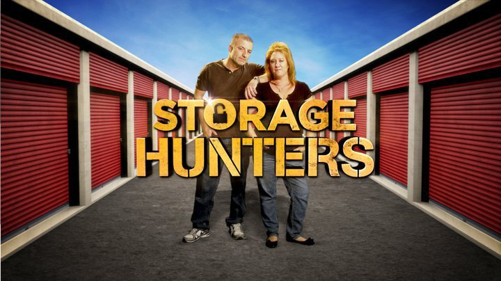 Storage Hunters Fake
