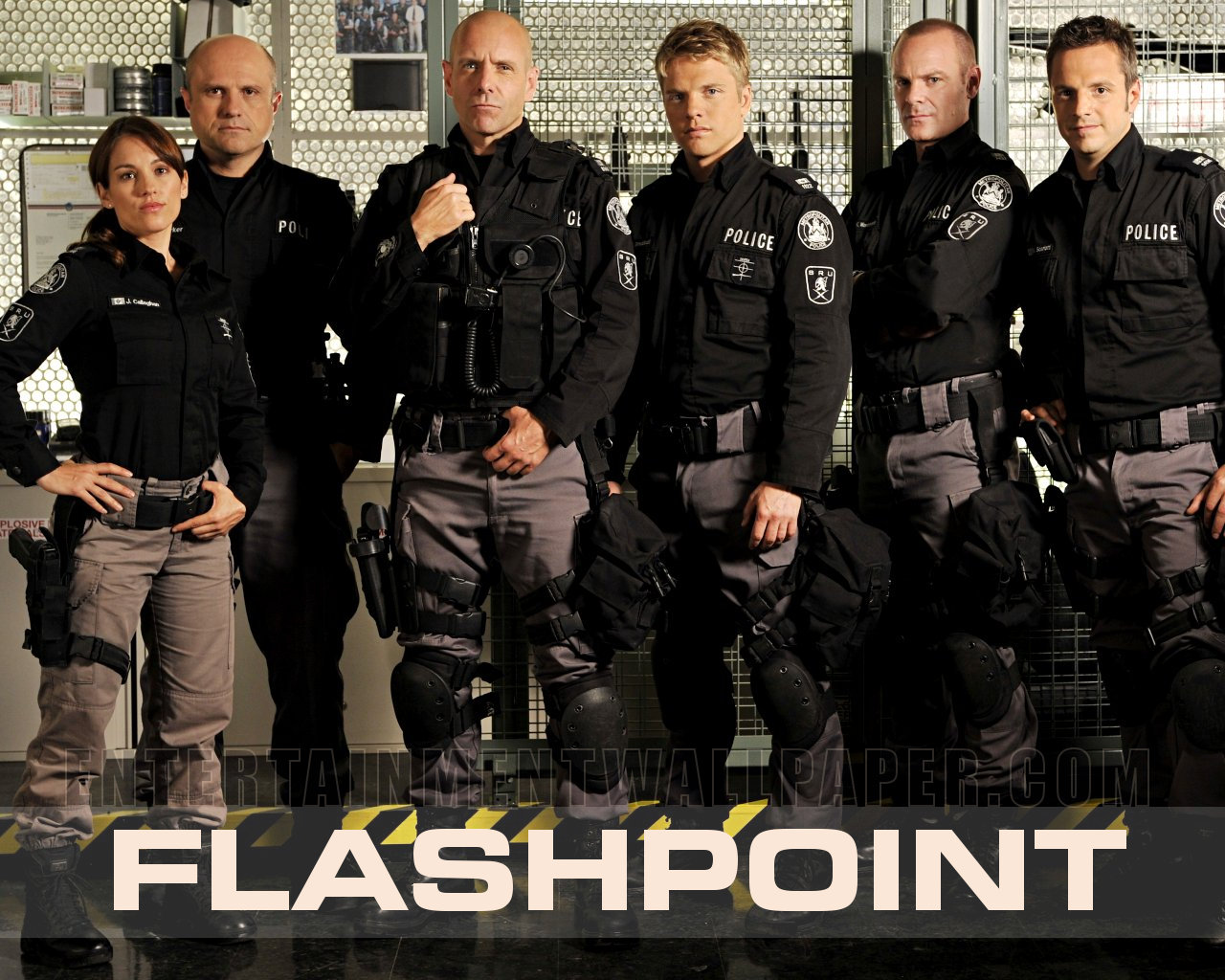 Cancelled TV Shows 2012 – Flashpoint On ION After 5 Seasons