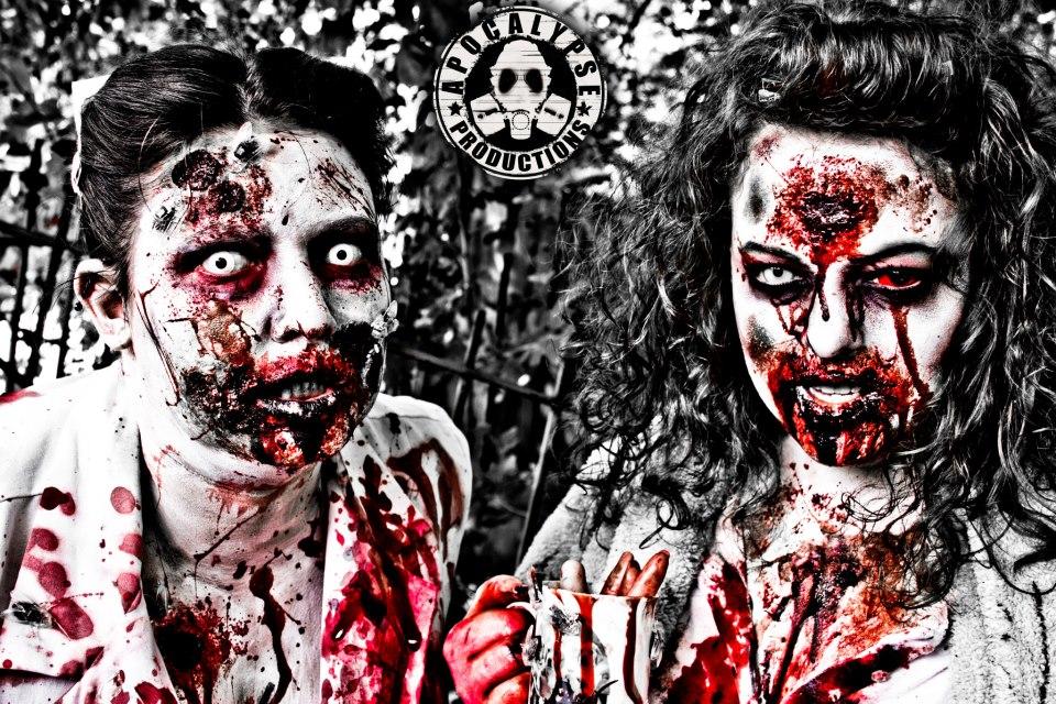 Atlanta Zombie Walk 2012 The Atlanta Zombie Walk