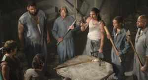 a-Still-of-Norman-Reedus-Lew-Temple-Markice-Moore-and-Theodus-Crane-in-The-Walking-Dead