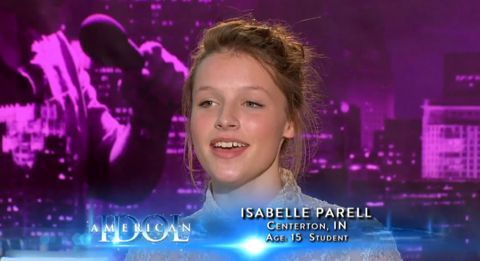 isabelle-parell-audition-idol-2013