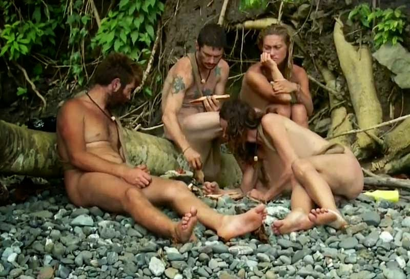 Naked And Afraid Season Premier
