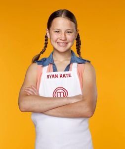 MASTERCHEF: JUNIOR EDITION: Contestant Ryan Kate, 11, from Coppell, TX. CR. Greg Gayne / FOX. © FOX Broadcasting Co.