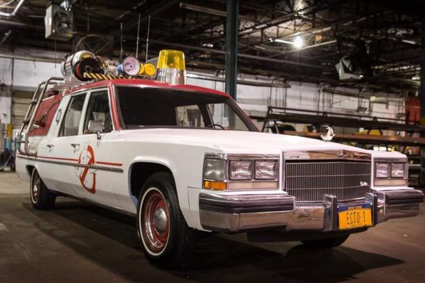 ghostbusterscar