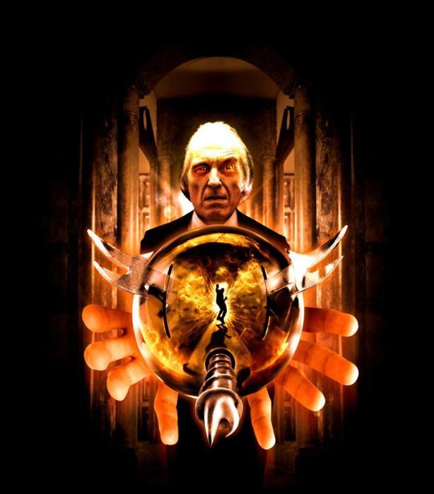 PHANTASM IV: OBLIVION, Angus Scrimm, 1998, (c) Warner Brothers