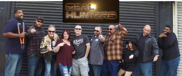 New Show Deal Hunters First TV Promo | Blastzone Mike's Live Show